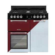 Range Cookers Colours Buying Guide
