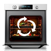 Single Oven Cooking Technology