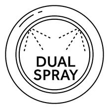 Dual Spray