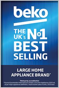 Beko The UK Number 1 Accreditation