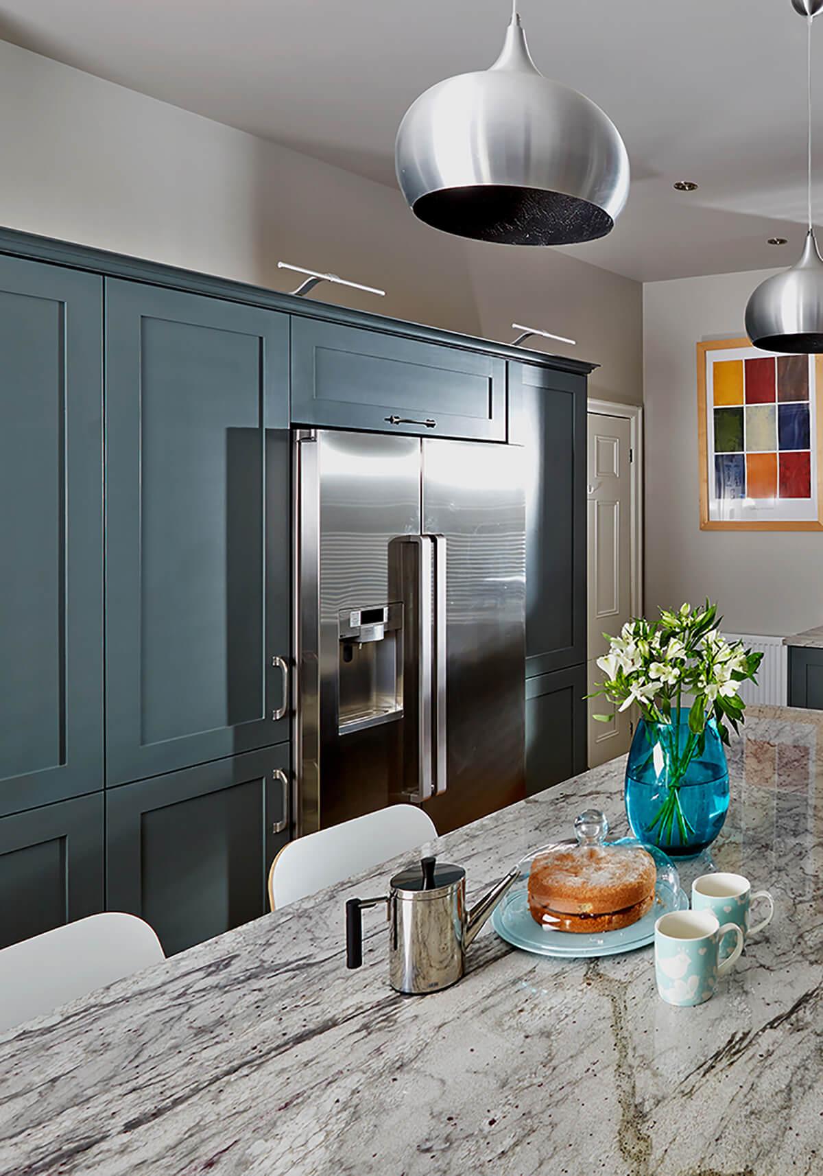Design Your Kitchen Around An American Fridge Freezer   Kitchen ...
