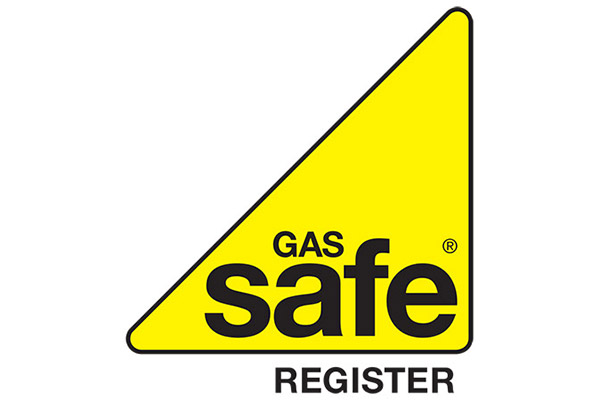 Our engineers are Gas Safe registered...