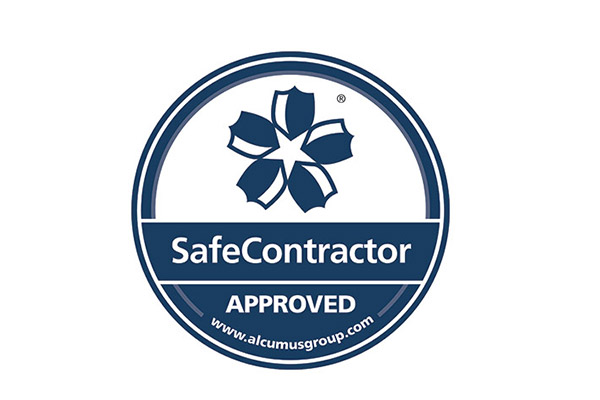 ...and part of the Safe Contractor scheme