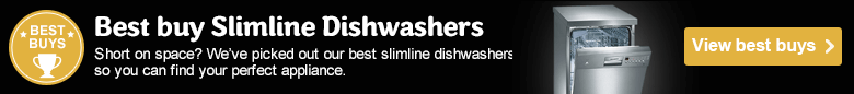 view our best slimline dishwashers