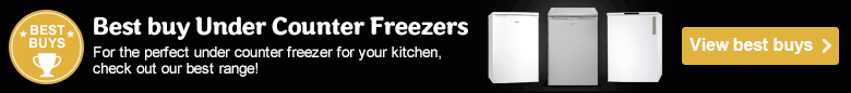 view our best under counter freezer