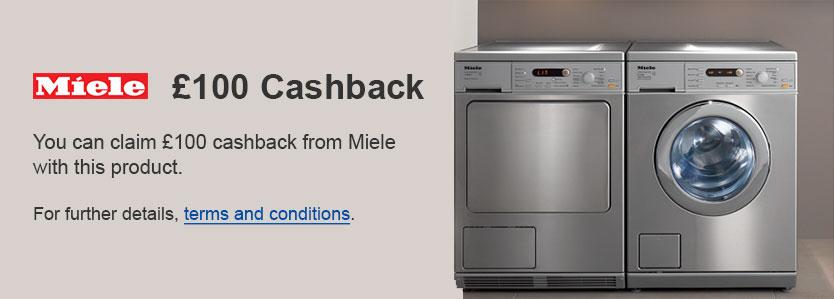 £100 Miele Cashback