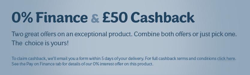 50 Cashback Finance