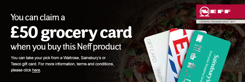 Neff £50 Grocery Card