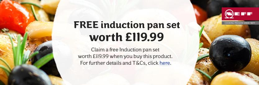 Neff Free Induction Pan Set