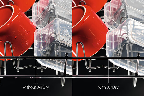 AEG Dishwasher AirDry