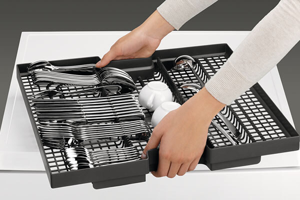 AEG Dishwasher Removable Cutlery Tray