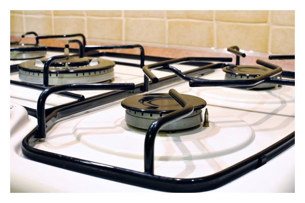 Enamel pan supports