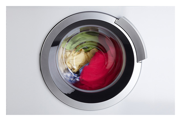 Tumble dryer reverse action