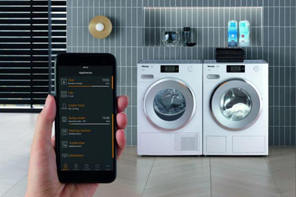 Miele WTD163  Washer Dryer