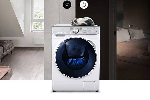 Samsung invertor motor washing machine