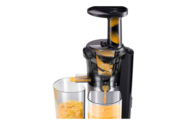 Panasonic Slow Juicer Media Markt : Panasonic MJ-L500SXC Slow Juicer - Silver